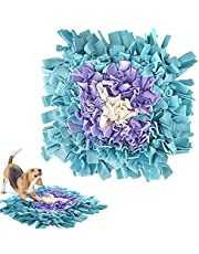Ozoosh Pets Snuffle Mat Mat Training Feeding Mat Nosework for Dogs Activity Fun Play Mat for Relieve Stress Restlessness