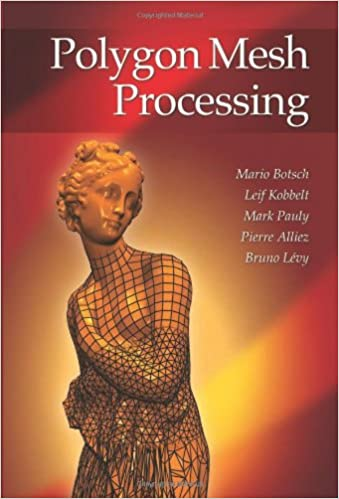 Free downloads for ebooks google Polygon mesh processing (English Edition) DJVU