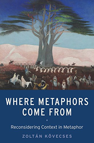 Download Where Metaphors Come From: Reconsidering Context in Metaphor Pdf