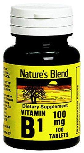Vitamin B-1 TB 100MG 100