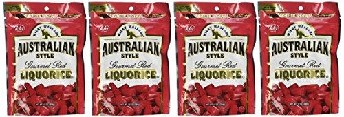 Australian Licorice (Wiley Wallaby Australian Style Licorice Candy)