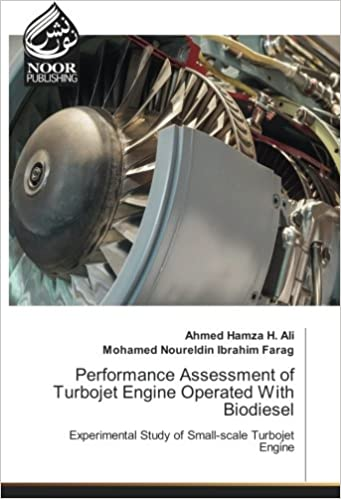 Amazon in: Buy Performance Assessment of Turbojet Engine