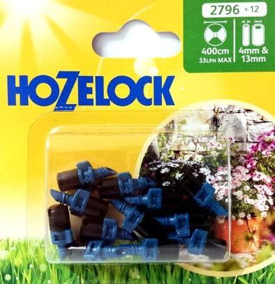 Hozelock - Microdifusor de riego horizontal para riego de jardín o jardín: Amazon.es: Jardín