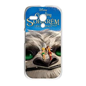 Motorola G Cell Phone Case White Tinkerbell and the Legend of the Neverbeast Phone Case Cover Back Hard XPDSUNTR29136
