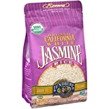 Lundberg Family Farms, Rice, Og1, Jasmine, White, Pack of 6, Size - 2 LB, Quantity - 1 Case
