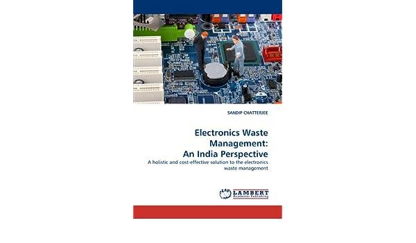 Amazon com: Electronics Waste Management: An India