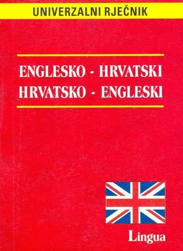 9531735239 - Borovac, I.: English Croatian & Croatian English Dictionary - Knjiga