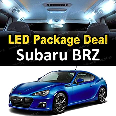 Amazon Com Hightechautoaccessory Led Interior Package Deal For