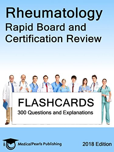 Rheumatology: Rapid Board and Certification Review