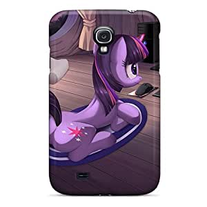 New Galaxy S4 Case Cover Casing(technology) by icecream design