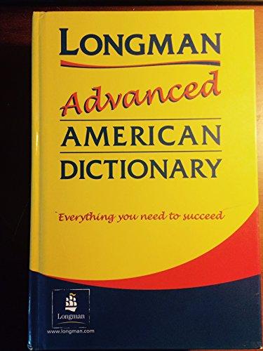 Longman Advanced American Dictionary: Updated Edition (LAAD)