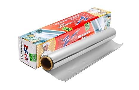 ezee aluminium foil 72 m 14 micron amazon in health personal care