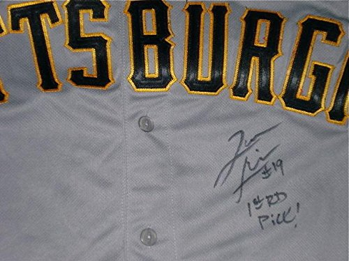 Jameson Taillon Autographed Jersey (pirates) W/Proof! - Autographed MLB Jerseys