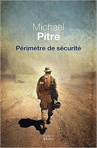 Périmètre de sécurité de Michael Pitre 2016