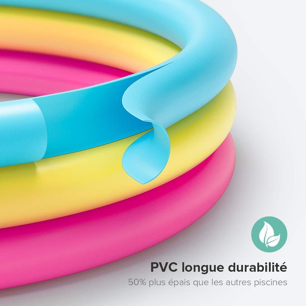Sable Piscine Gonflable pour Enfants Sport Aquatique avec ...