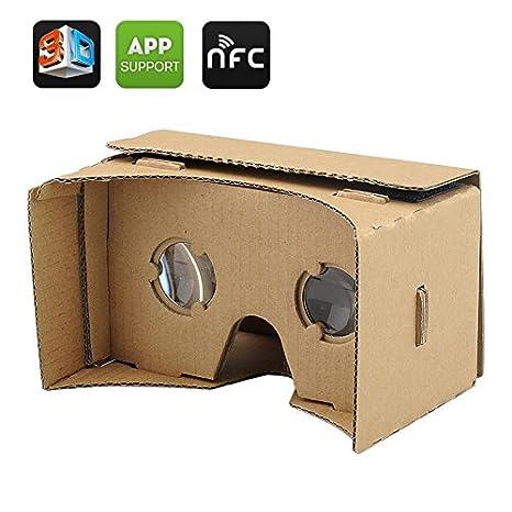 High Tech Place High Tech Place Diy 3d Google Cardboard