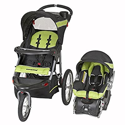 Baby Trend Expedition Travel System - Electric Lime by Baby Trend Inc that we recomend personally.