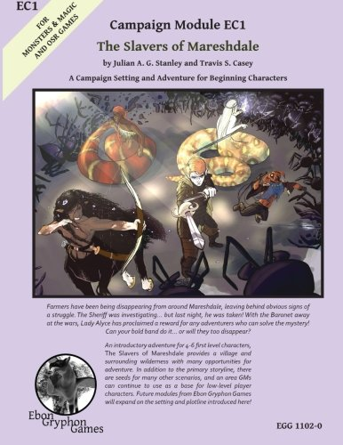 Read Online The Slavers of Mareshdale for Monsters & Magic PDF