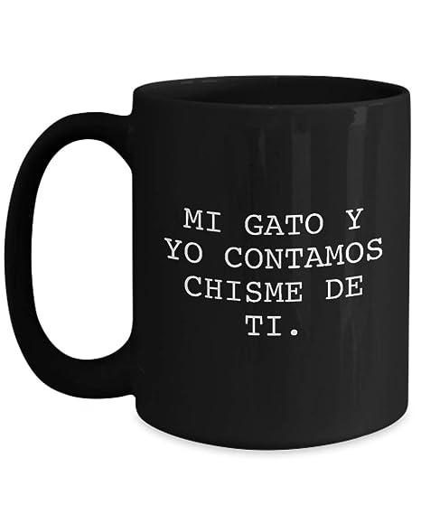 Amazoncom Taza Gato Envio Gratis Coffee Tazas Para