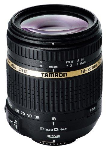 Tamron 18-270mm f/3.5-6.3 Di II VC PZD Zoom Lens for Niko...