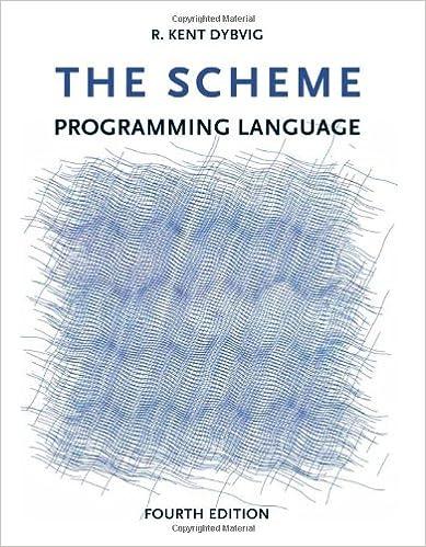 The scheme programming language mit press 9780262512985 computer the scheme programming language mit press 9780262512985 computer science books amazon fandeluxe Images