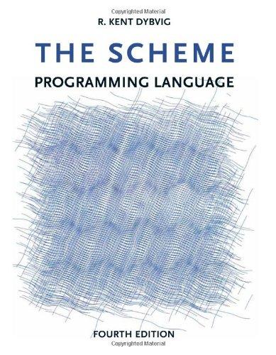 The Scheme Programming Language (The MIT Press)