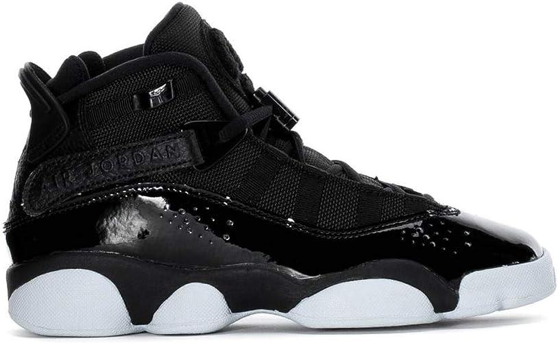 Fracción aplausos ropa interior  Amazon.com   Nike Boys Jordan 6 Rings (gs) Basketball Shoe Kids ...