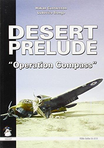 Desert Prelude 2: