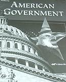 A Beka: AMERICAN GOVERNMENT: Test/Quiz Key