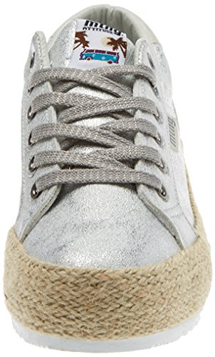 Caribe Plata Femme MTNG Fitness Chaussures Chispa de Argent dnw661xZW