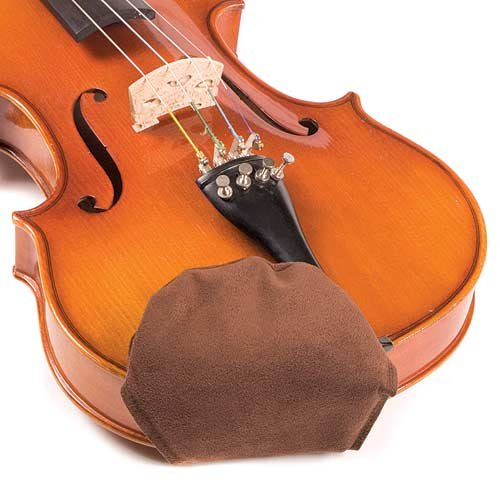 Chin Cover (Chin Cozy Chinrest Cover: Medium for 1/2-4/4 Violin -)