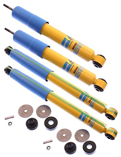 Bilstein 4600 Series Shock Absorbers For Dodge Ram 1500 4WD 2002-05 - Includes Front Shocks # 24-069281 & Rear Shocks # 24-025508
