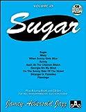Volume 49 - Sugar, Jamey Aebersold, 1562242083