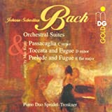 Orchestral Suites: Piano Transcriptions Max Reger