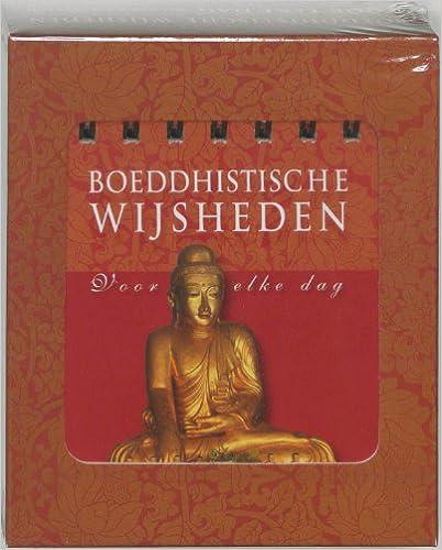 Amazoncom Boeddhistische Wijsheden Voor Elke Dag Dutch