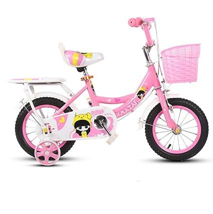 Defect Bicicletta Bambini Bicicletta Bimbo Con Schienale Auto