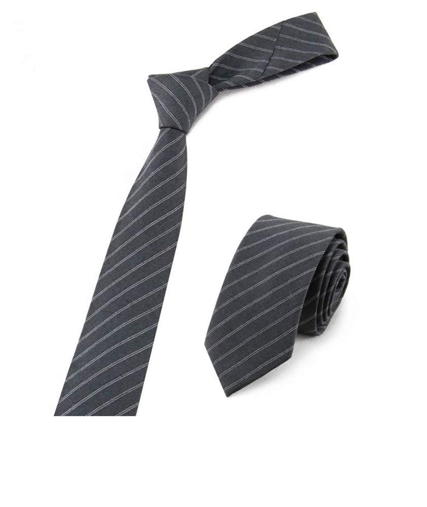 MY JINJI Necktie [Corbata de Rayas clásica] Fomar Unisex ...