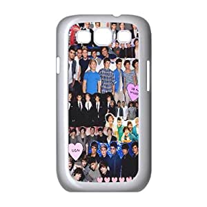 Personalized Hard Protective Phone Case for Samsung Galaxy S3 I9300 Cover Case - One Direction HX-MI-085377