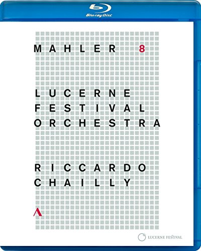 Mahler: Symphony No. 8 Lucerne Festival Orchestra (Blu-ray)