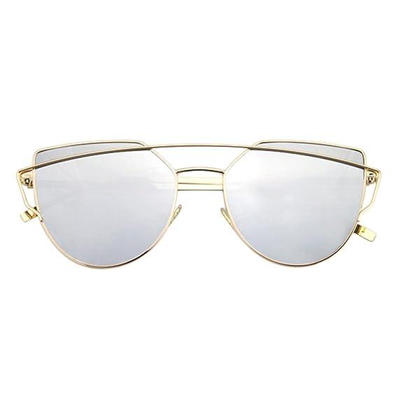 Smileyes TSGL009 2017 Colocción Nueva Gafas de Sol Con AC Lente UV400 Modernas Deportivas Sencillas Casuales para Mujer y Hombre (Negro)