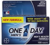 One-A-Day Men's Health Formula , 100 ct Review