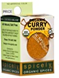 Spicely Organic Curry Powder, 0.8 Ounce