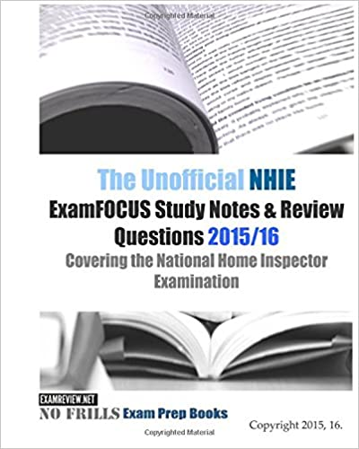 The Unofficial NHIE ExamFOCUS Study Notes & Review Questions 2015 ...