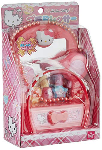 Hello Kitty Fashionable Dresser with Mirror and Other -
