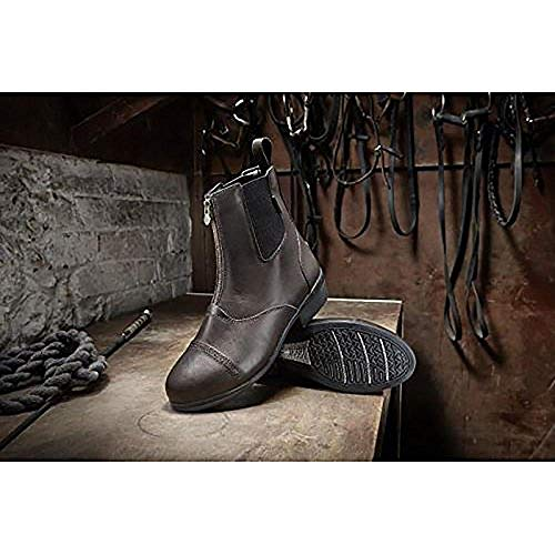Bottes Zip Dublin Marron Apex Jodhpur xpqEEwAO5