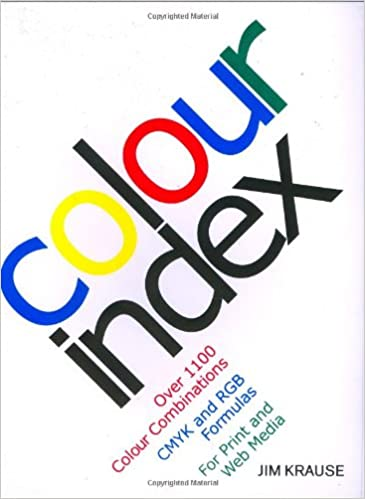 Buy Colour Index Book Online at Low Prices in India | Colour Index ...