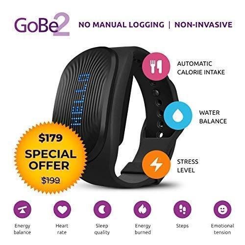 gobe2 wearable wellness nutrition tracker