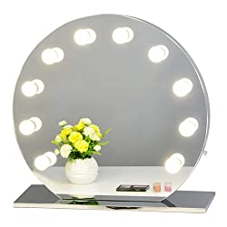 Chende Hollywood Makeup Vanity Mirror