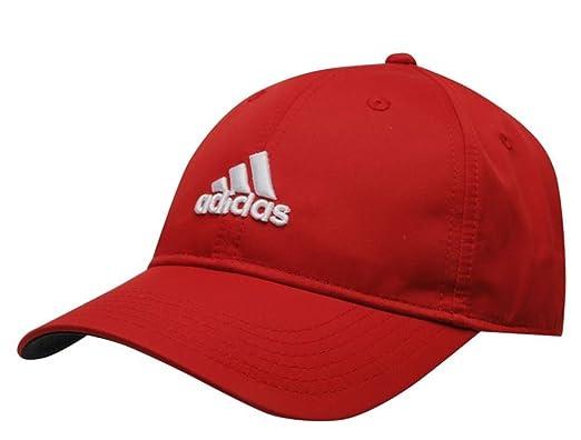 adidas Golf Deportes flexible pico gorra Touch y cerrar nuevo Rojo rosso  Talla hombres  Amazon.es  Deportes y aire libre 3ab118da44e