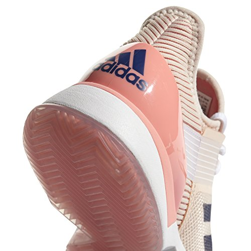 0 Marron Clay femme Adizero Chaussures adidas 3 Ubersonic pxz7xwq
